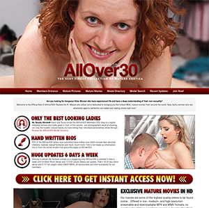 AllOver30 - Mature Women